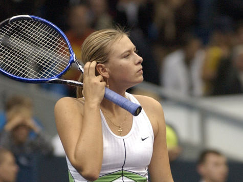 Несостоявшаяся Шугарпова пропускает престижный турнир US Open