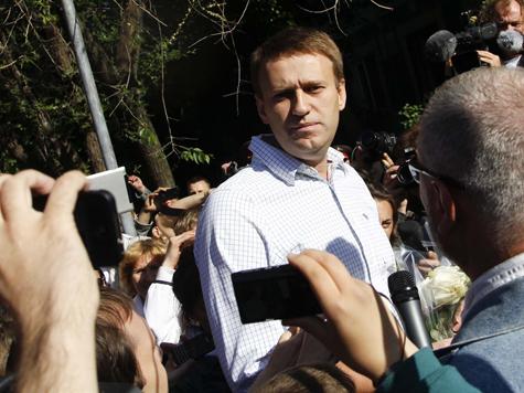 Навального избрали президентом