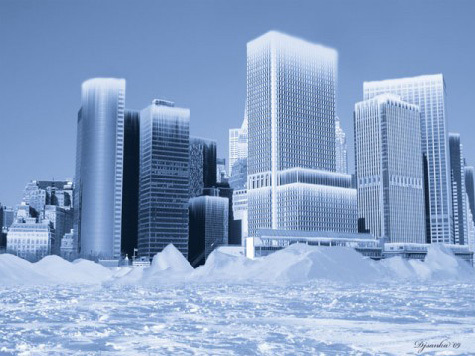 Парниковые газы спасут человечество от нового ледникового периода