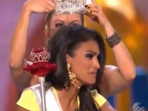 Титул «Мисс Америка» завоевала индианка Нина Давулури