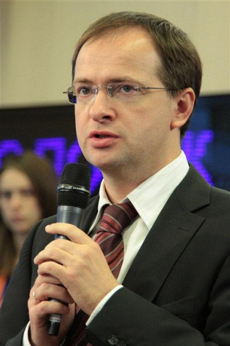 Владимир Мединский: «Я непрокурор»