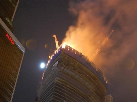Кто виноват в пожарах в московских высотках?
