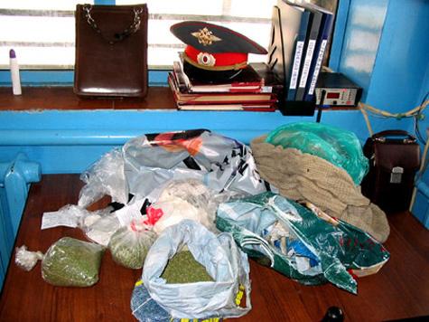 В Чечне арестовали военных, торговавших наркотиками