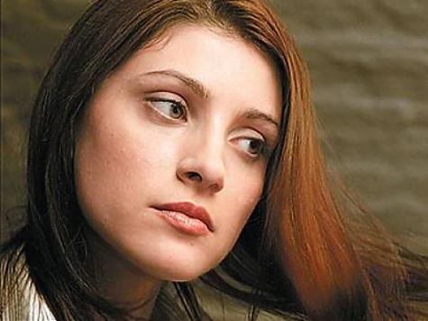 Актрисе Макеевой в аварии испортили лицо