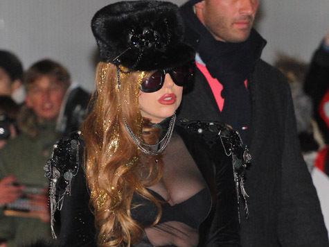 Леди Гага станет первой космической певицей: в 2015 году она споет в открытом космосе