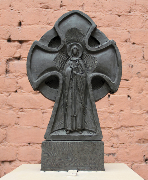 Женский символ Москвы объединит верующих на бульваре