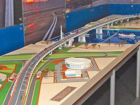 В основу дорожного моста ляжет самолет