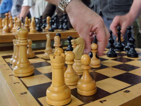Шахматные подарки мэрам