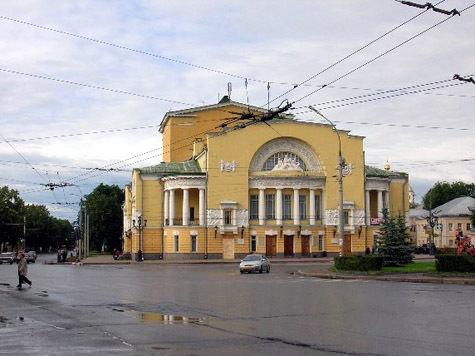 Привет от «Гоголя» Волков-центру!