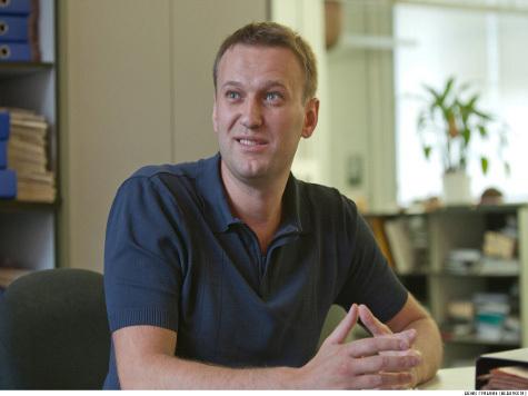 На Навального
