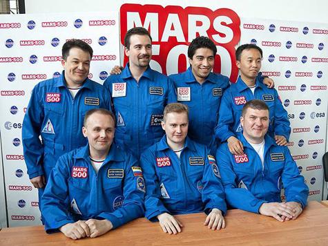 У участников эксперимента «Марс-500» обследовали мозги