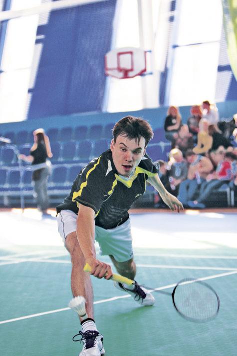 Артемий Карпов: Влюбился с первой тренировки