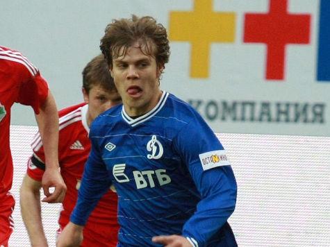 Кокорин стал игроком махачкалинского «Анжи»