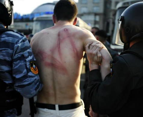 Болотную расследуют по-чеченски