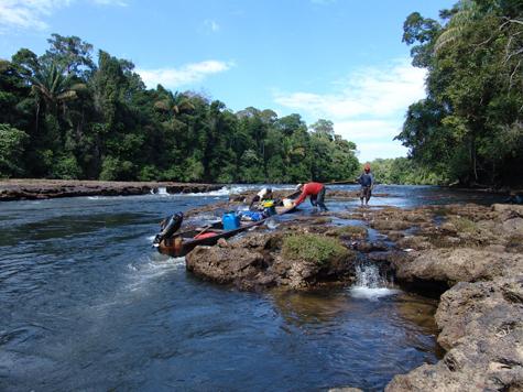 Амазония — экзотика обыденной жизни