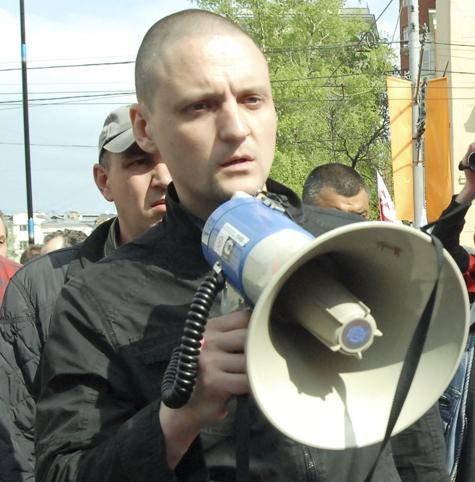 Сергей Удальцов: