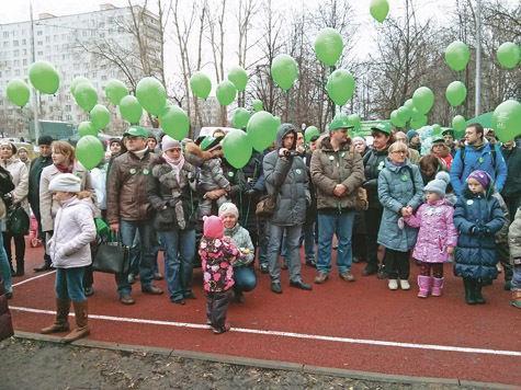 Жители Бирюлева требуют вернуть им детские сады