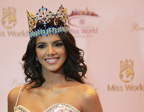 «Мисс Мира» примет участие в выборе «Мисс России»