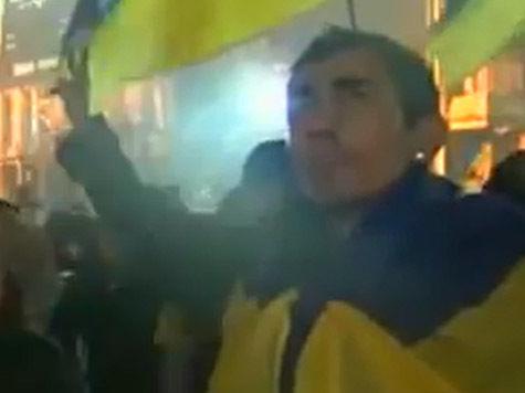 На Майдане ждут … российский ОМОН