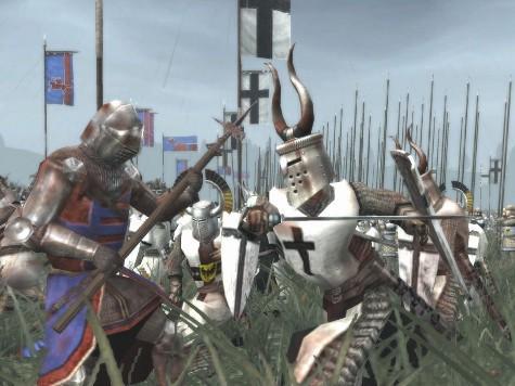 Рыцари тоже страдали от посттравматических расстройств после