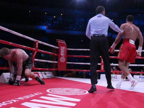 Команда Поветкина будет требовать дисквалификации судьи боя против Кличко