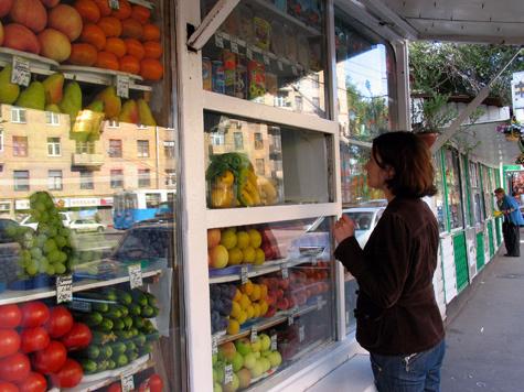 Потребительские цены стоят на своем