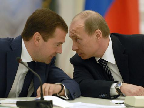 «Перестройка» в Кремле