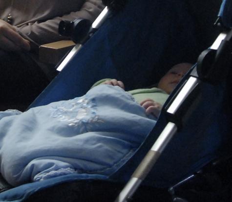 Дедушка похищенного ребенка дал интервью «МК»