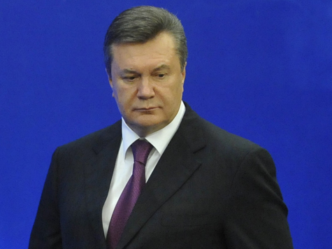 На Януковича подали в суд за узурпацию власти