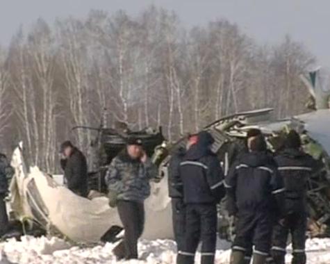 Самолет, разбившийся под Тюменью, был готов к российской погоде