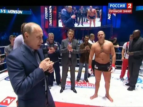 Скандал после боя Емельяненко. ВИДЕО