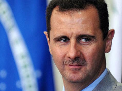 По кортежу Башара Асада выпустили несколько ракет