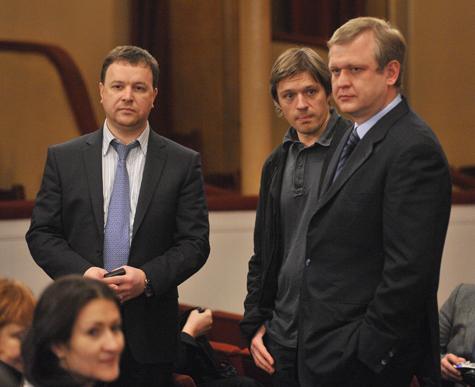 Театр Маяковского встретил нового директора