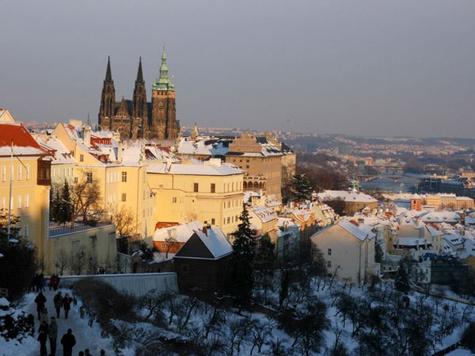 Прага не в образе врага