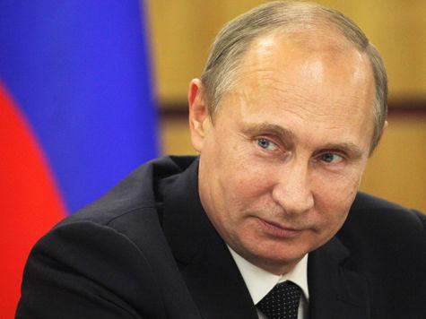Песков: откуда взяться личной жизни у Путина?