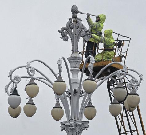 Столичные фонари перестанут быть назойливыми