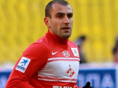 «Спартак» не смог одолеть «Санкт-Галлен» в первом матче Лиги Европы