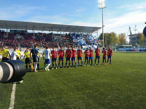 ЦСКА опять не смог обыграть «Динамо»