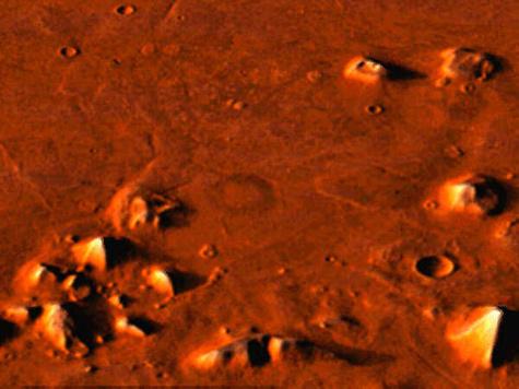 Марс прислал нам шанс
