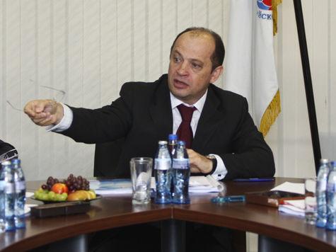 Сергея Прядкина избрали в Стратегический совет по профессиональному футболу УЕФА