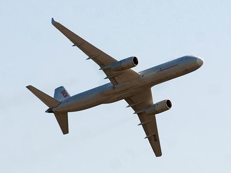 «Кремлевские» самолеты пришлось менять на переправе
