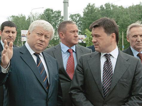 Борис Рассказов: «Красногорский район будет и дальше оставаться в числе лидеров»