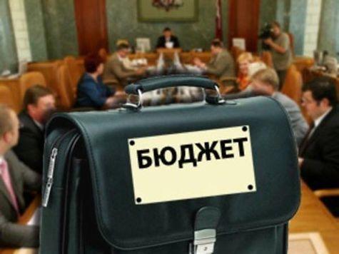 В проекте бюджета на ближайшие три года найдена «дыра» в 250 млрд рублей