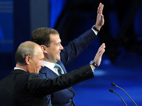 Медведев и позитивные перемены