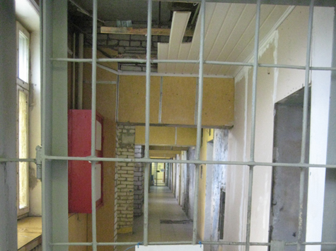 В России построят тюрьмы без решеток