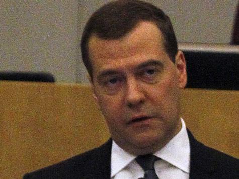 Медведеву стало стыдно за дороги в Сочи