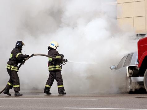 Смерть помешала очевидцу пожара спасти погорельца