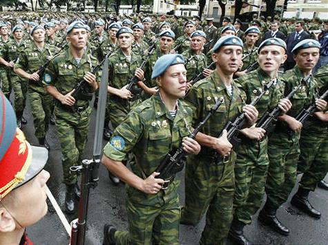 Своя армия ближе к кошельку, а не к телу