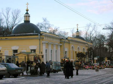 Жертв декабрьского восстания в Москве скосил грибок