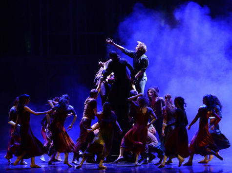 Легендарный «греховный» балет приехал в Москву